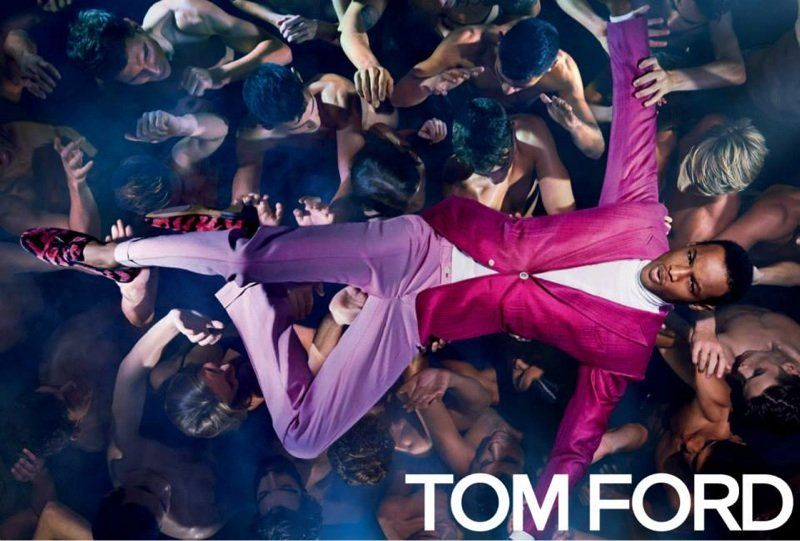 Crowd Surfing Fashion Campaigns