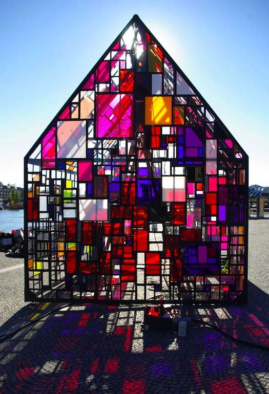 Stained Glass Architecture