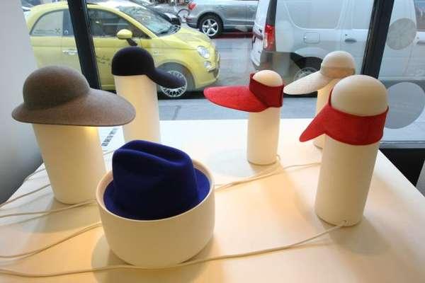 Hat-Lamp Hybrids