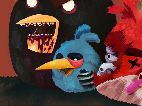 Zombified Avian Apps