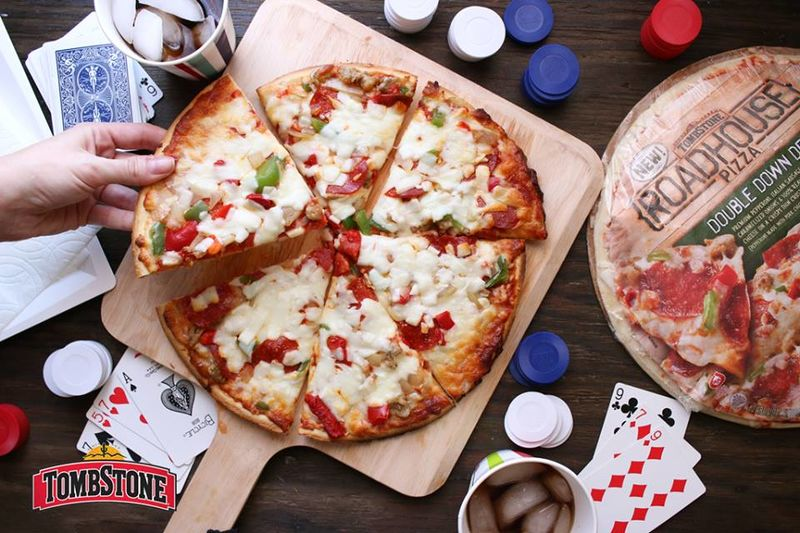 Tavern-Style Pizzas