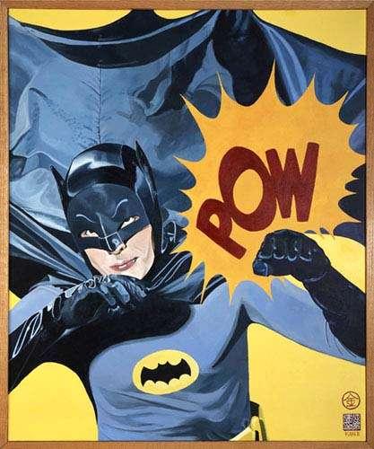 Retroriental Comic Posters