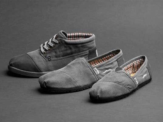 Charitable Whiskered Footwear