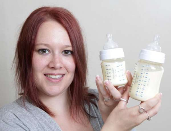 Selling Breast Milk