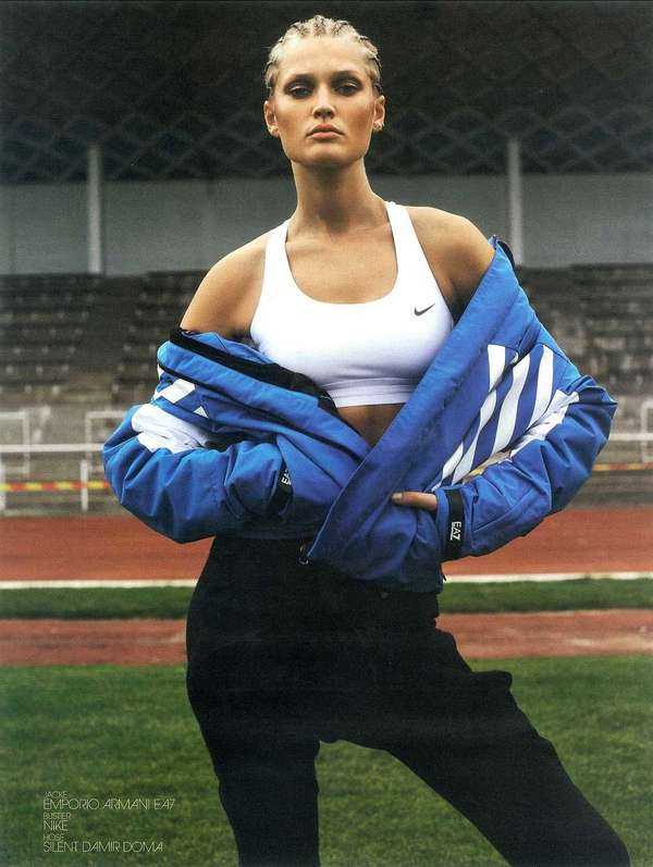 Modern Athletic Editorials