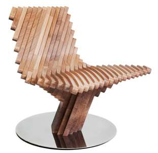 Toni Grilo Twist Chair