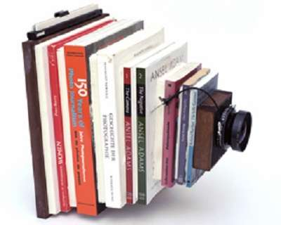 Repurposed Book Cameras
