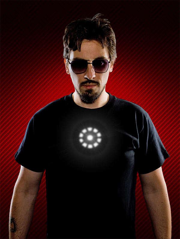 Comic Book Reactor Shirts