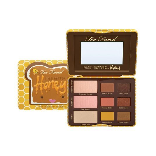 Scented Eyeshadow Palettes