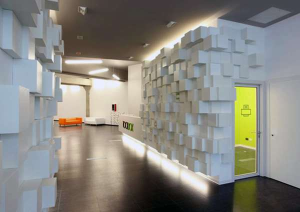 Polygonal 3D Offices