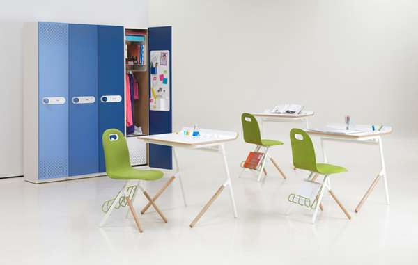 Contemporary Classroom Furniture