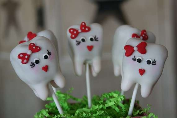 Tooth Fairy-Inspired Treats