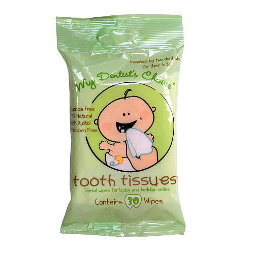 Baby-Friendly Tooth Wipes