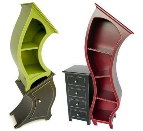 top 30 unique pieces of furniture in 2008