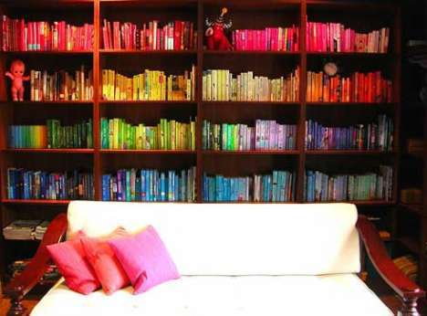 Top 14 Incredible Bookshelves
