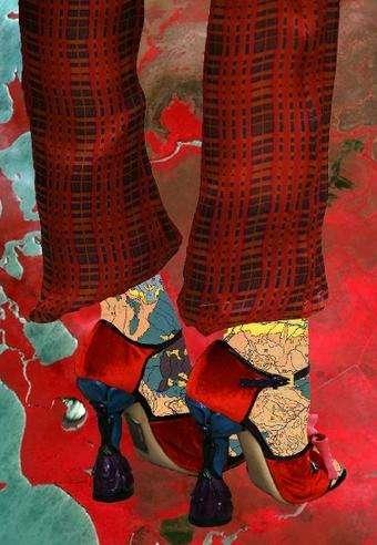 Outrageous Designer Footwear- Extravagant Soles