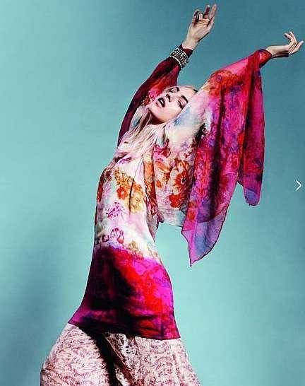 Eccentric Bohemian Fashions
