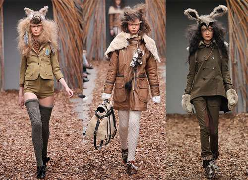 Narnia-Inspired Fashion