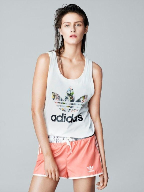 Chic Feminine Sportswear Collections