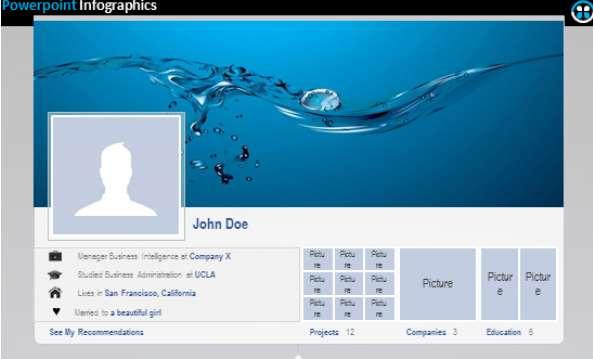 Facebook-Enhancing Resumes