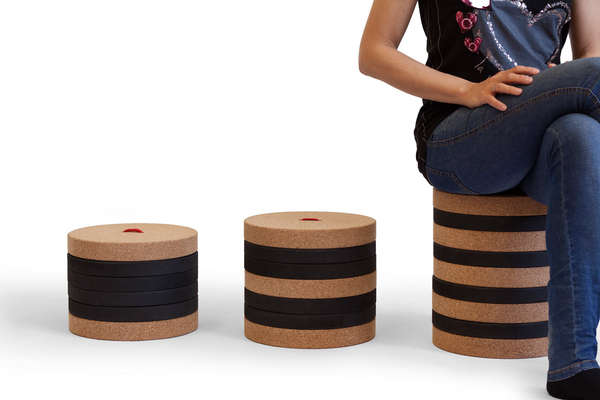 Kid-Friendly Playful Furniture