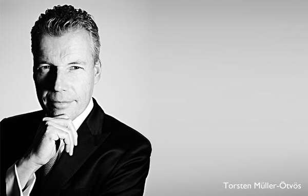 Torsten Muller-Otvos, CEO Rolls-Royce Motor Cars