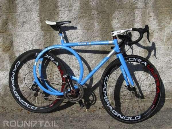 Hula Hoop Bike Frames
