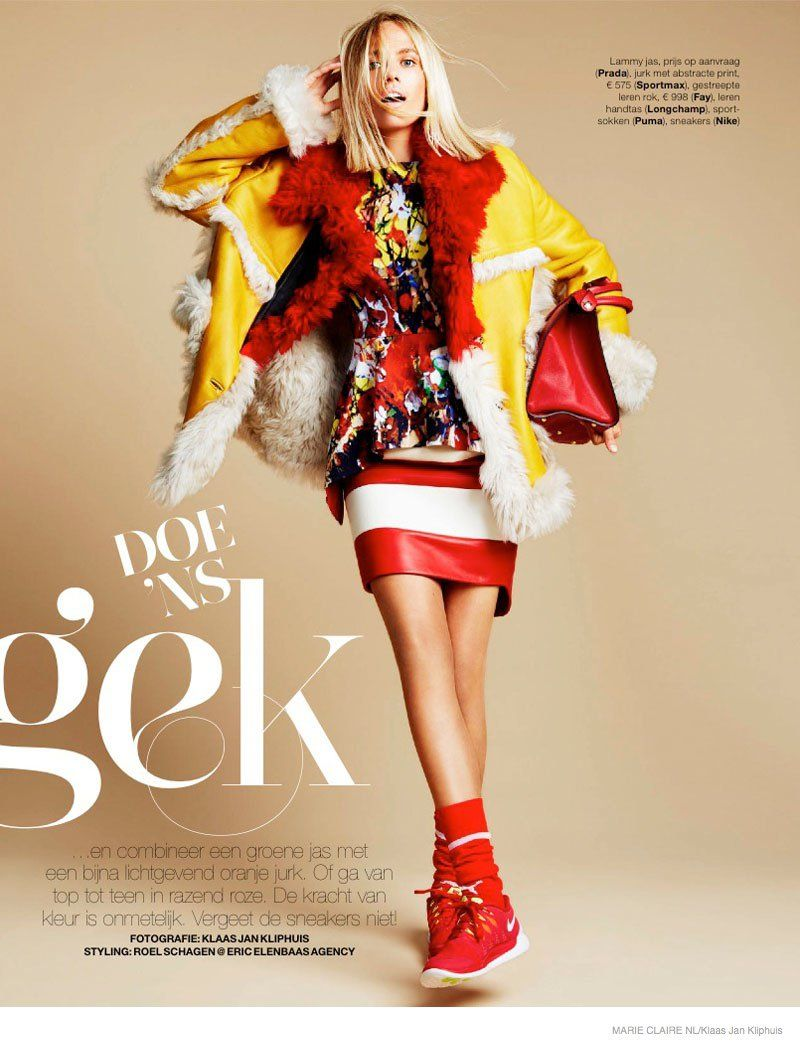 Vibrantly Eclectic Fall Fashion