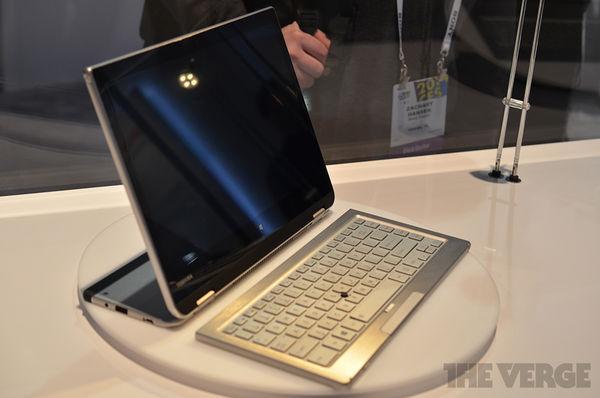 Multi-Function Versatile Computers : Toshiba 5-in-1 Concept PC