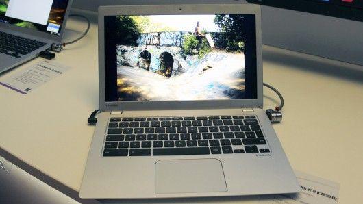 Collaborative Audio Laptops
