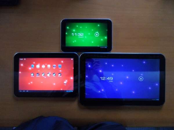 Colossal Screen Tablets