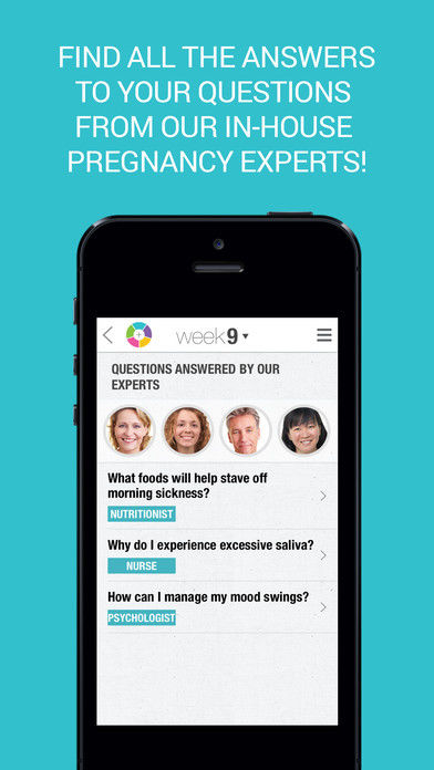 Community-Focused Pregnancy Apps