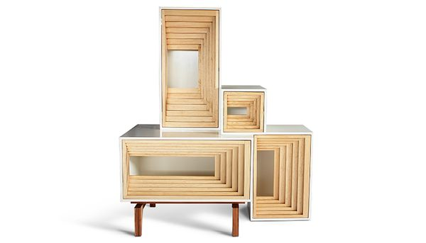 Copiously Framed Cabinets
