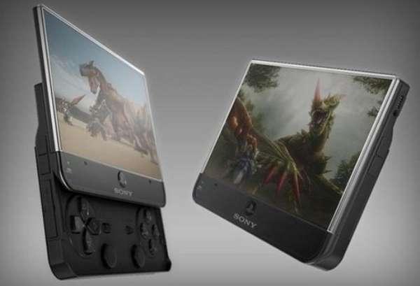 Backside Touchscreens