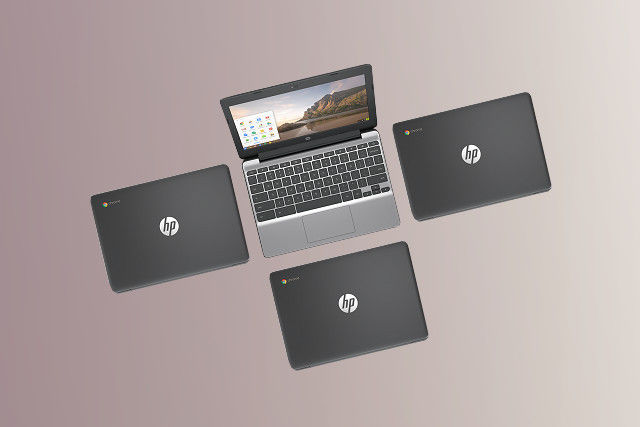 Affordable Touchscreen Chromebooks