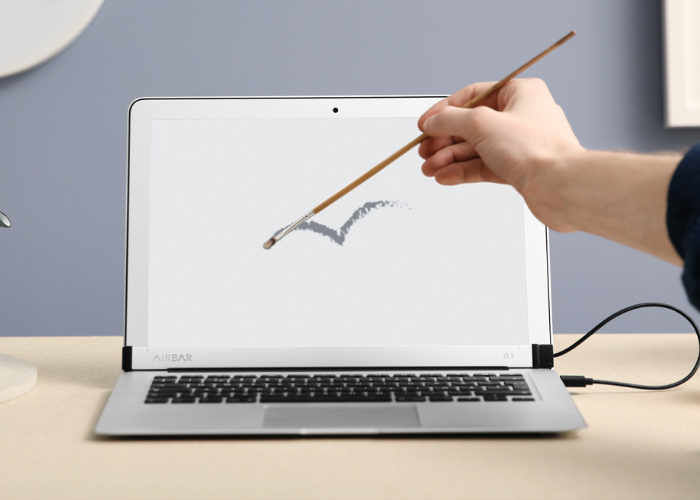 Touchscreen Laptop Add-Ons
