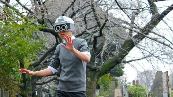 Bionic Photographic Helmets