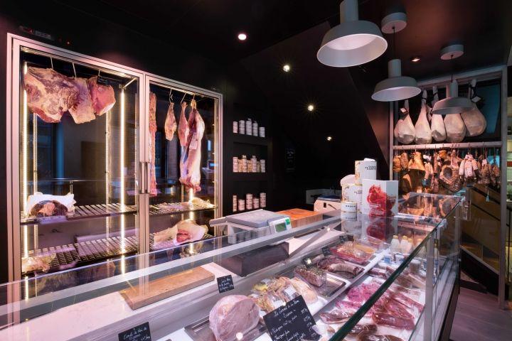 Hybrid Restaurant-Butcher Shops