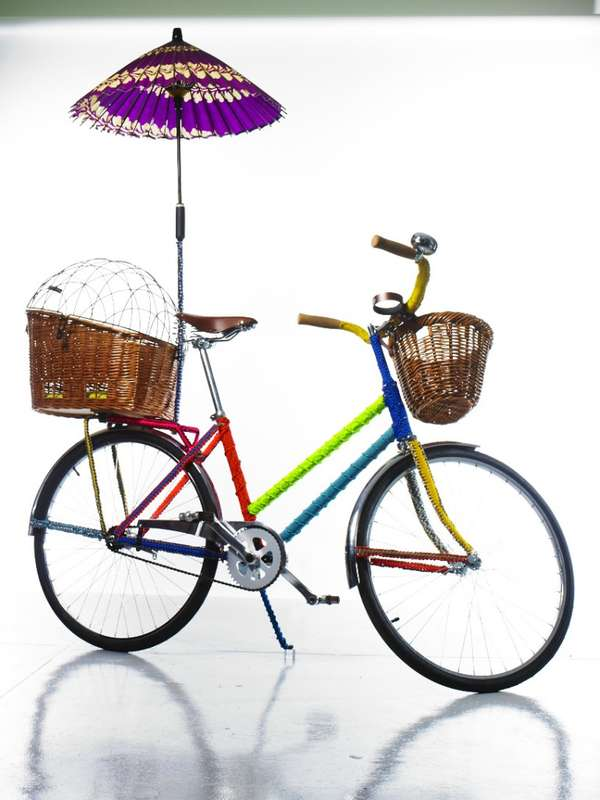 Stylish Rentable Bikes
