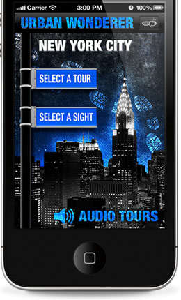 Tour-Guiding Mobile Apps
