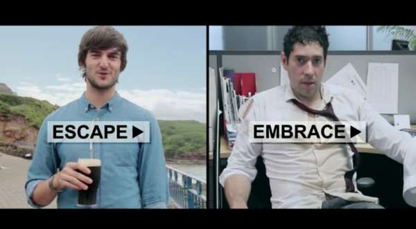 Comical Olympic Travel Ads