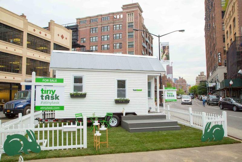 Towable Tiny Homes