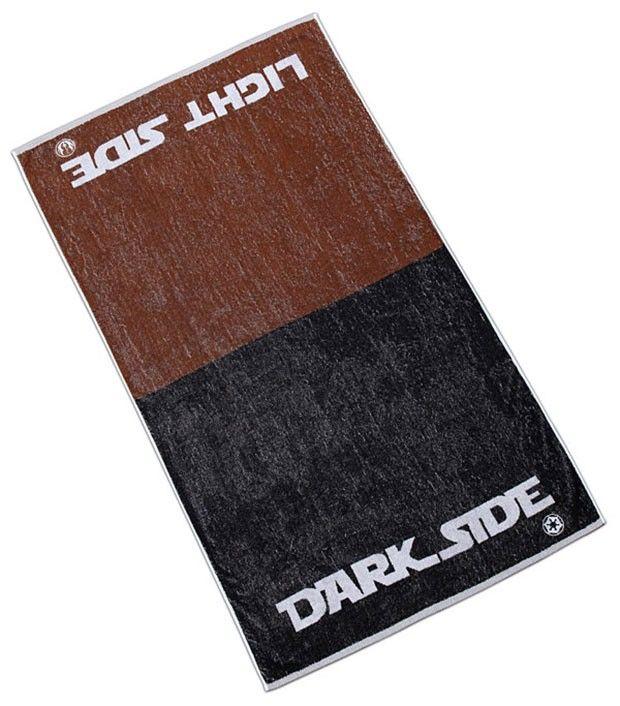 Sci-Fi Side Towels