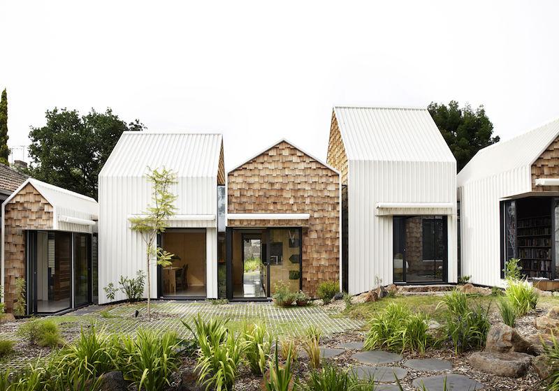 Village-Inspired Homes
