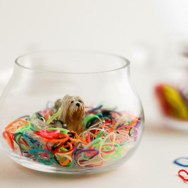 Crafty Toy Animal Jars