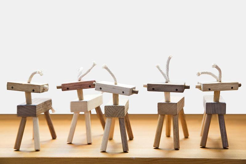 Robotic Toy Horses