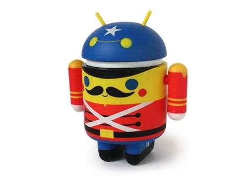 Holiday Tech Mascots