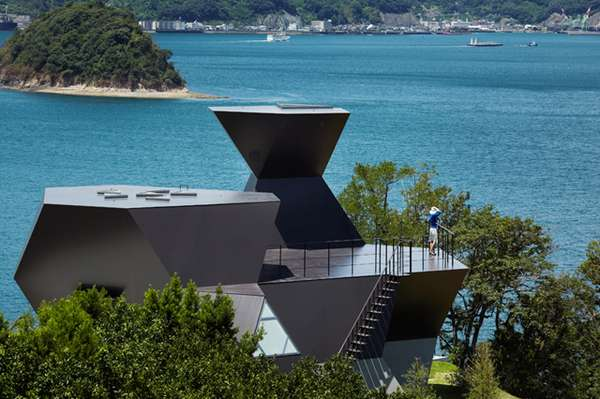 Futuristic Seaside Designs