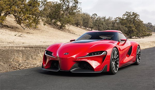 Video Game Sports Cars