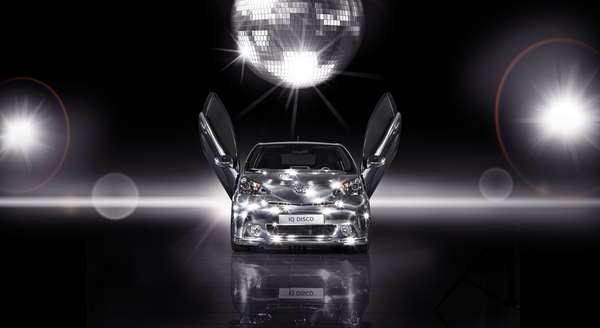 Disco Ball Autos